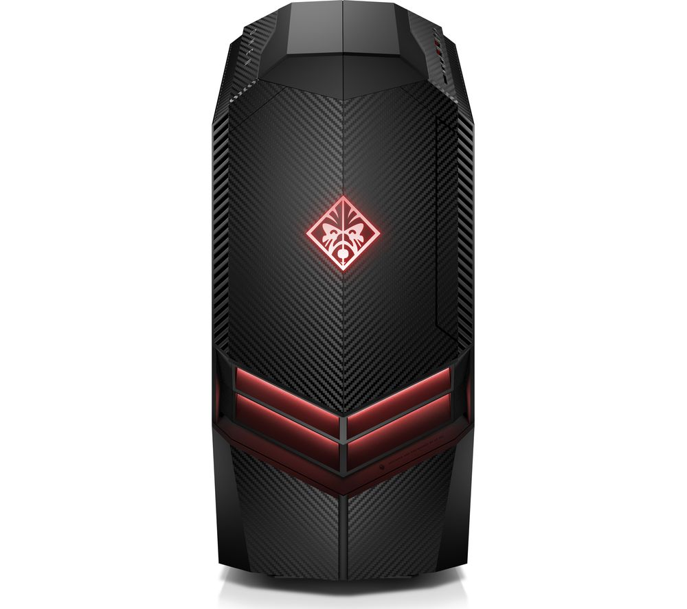 HP OMEN 880 Intel® Core™ i7 GTX 1070 Gaming PC - 2 TB HDD & 256 GB SSD