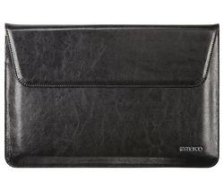 """MAROO Executive 13"""" Surface Pro Leather Sleeve - Black"""
