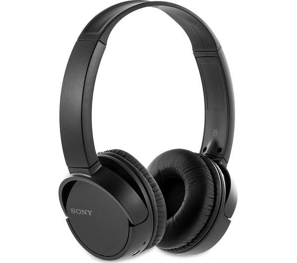 b1ad888e69e Buy SONY WH-CH500 Wireless Bluetooth Headphones - Black | Free ...