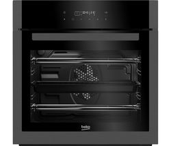 BEKO BXIM29400Z Electric Oven - Dark Steel