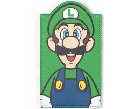 NINTENDO Super Mario Luigi Card Wallet - Green
