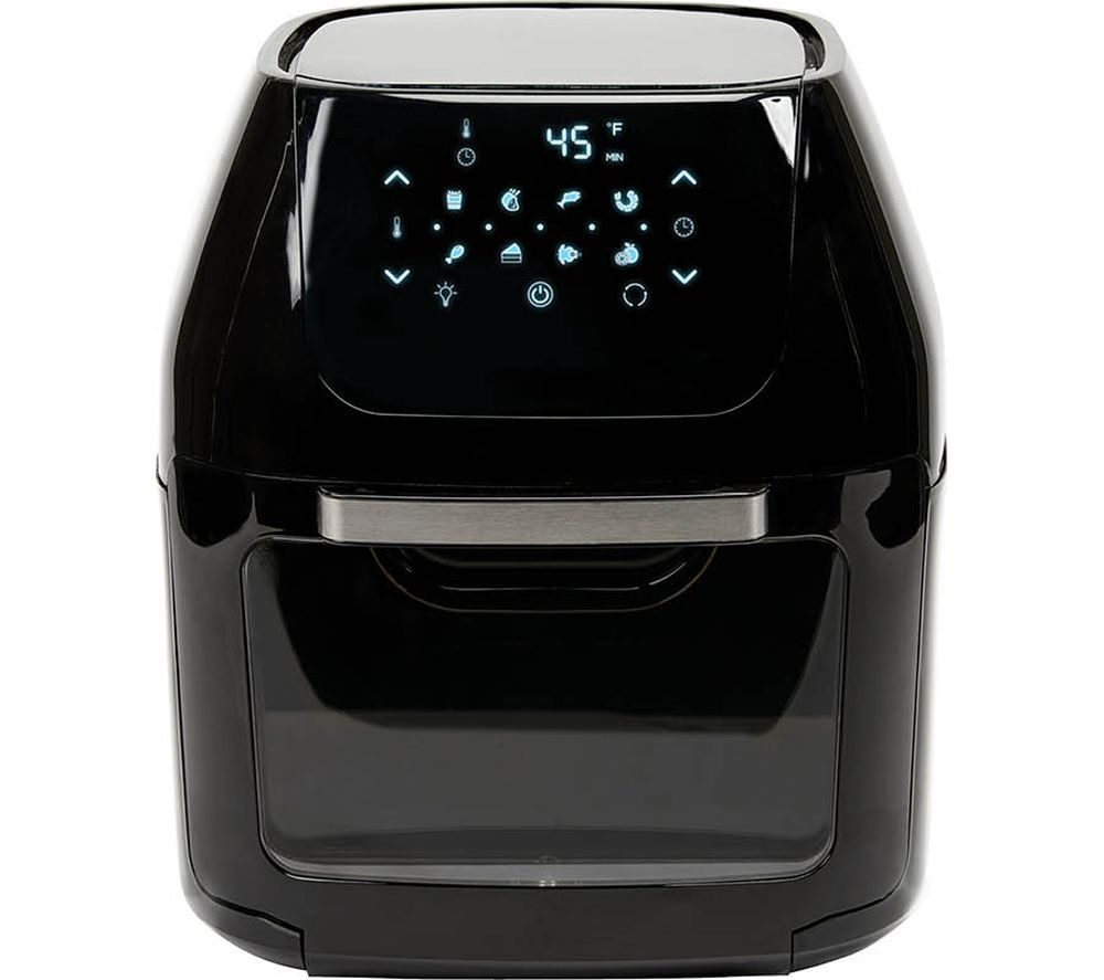 POWER AIRFRYER Cooker - Black, Black
