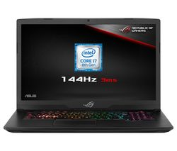 "ASUS ROG Strix GL703GS 17.3"" Intel® Core™ i7 GTX 1070 Gaming Laptop - 1 TB HD & 512 GB SSD"