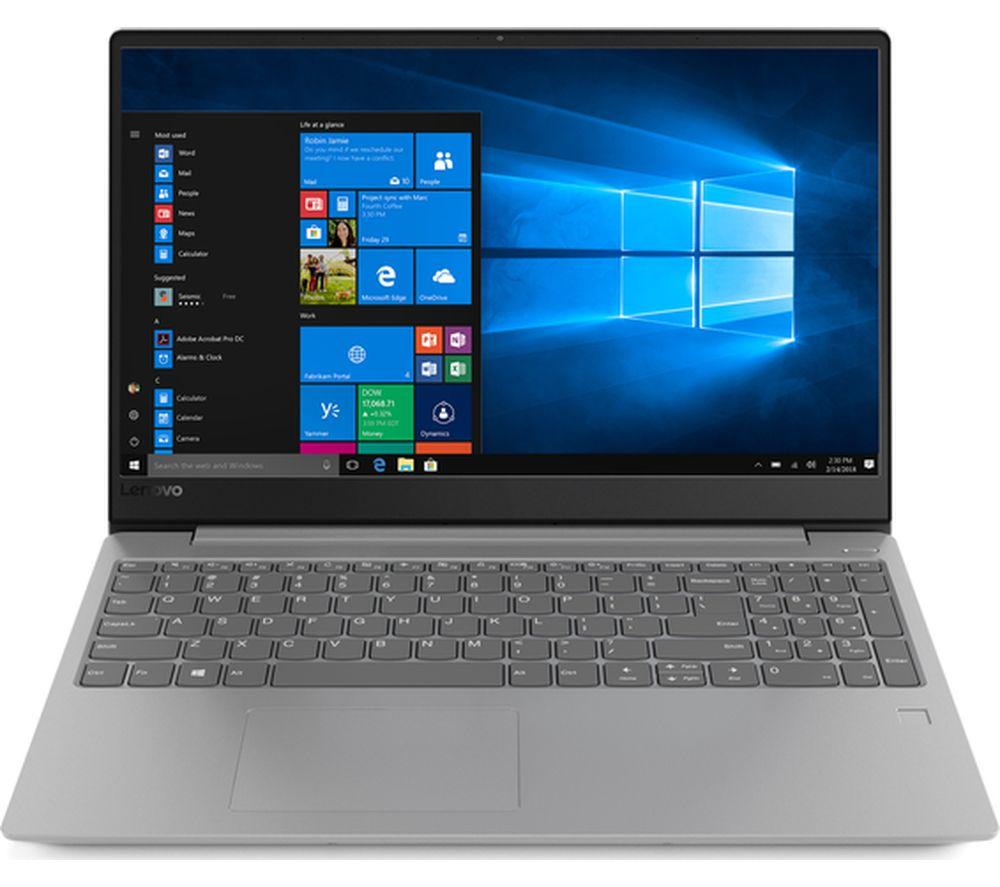 "LENOVO IdeaPad 330S 15.6"" Ryzen 3 Laptop - 128 GB SSD, Grey"