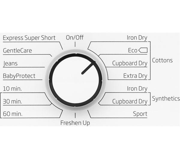 best service acd29 3c03a BEKO DTBC7001W 7 kg Condenser Tumble Dryer - White