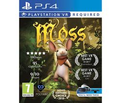 PS4 Moss PS VR