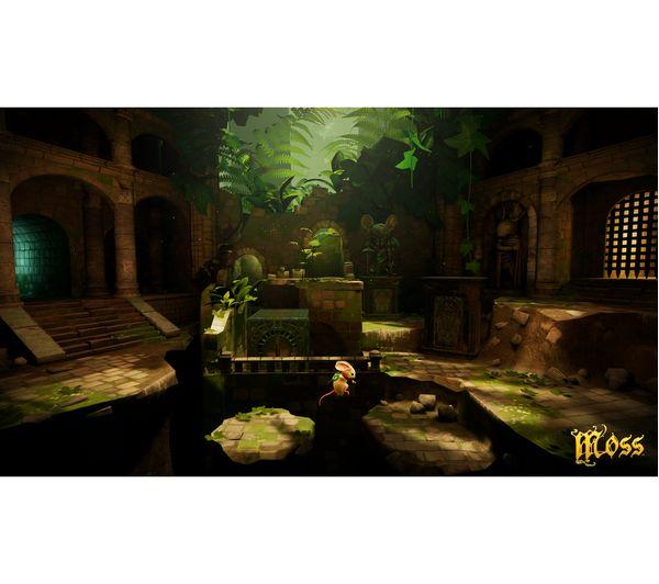 PS4 Moss PS VR
