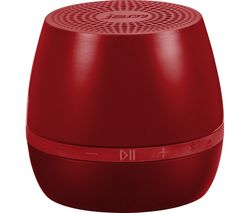 JAM Classic 2.0 HX-P190RD Portable Bluetooth Speaker - Red