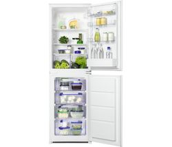 ZBB27450SV Integrated 50/50 Fridge Freezer
