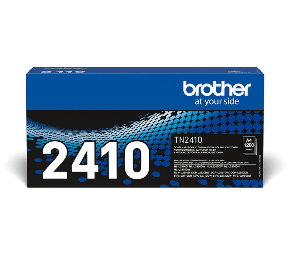 BROTHER TN2410 Black Toner Cartridge