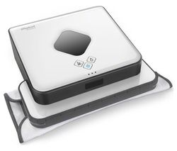 Braava 390T Floor Mopping Robot - White