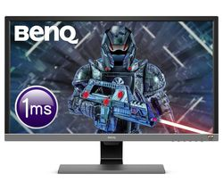 "BENQ EL2870U 4K Ultra HD 27.9"" LED Monitor - Black & Grey"