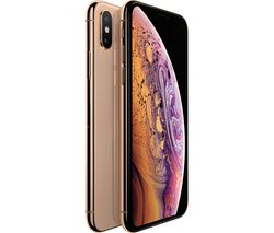 APPLE iPhone Xs - 512 GB, Gold