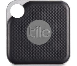TILE Pro Bluetooth Tracker - Black
