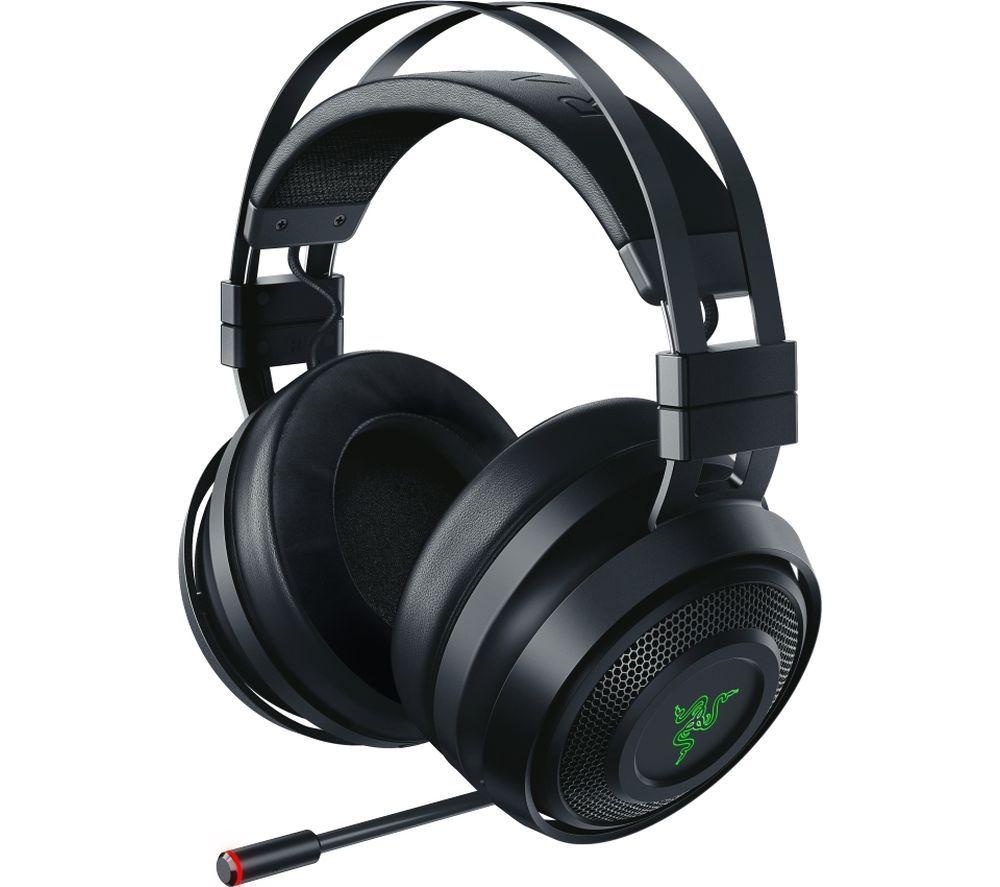RAZER Nari Wireless Gaming Headset - Black