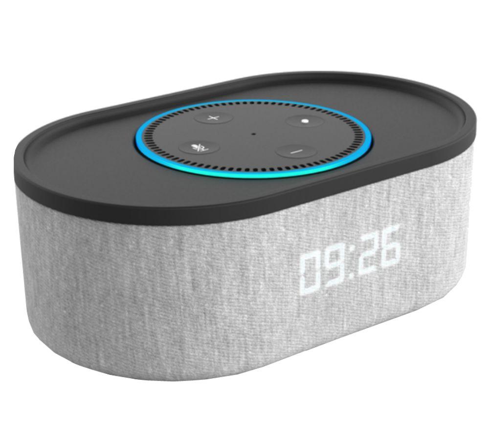 I-BOX Roost 79211PI Echo Dot Docking Station - Grey