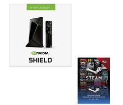 NVIDIA SHIELD 4K Media Streaming Device - 16 GB