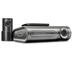 Halo Pro Quad HD Dash Cam - Black & Grey