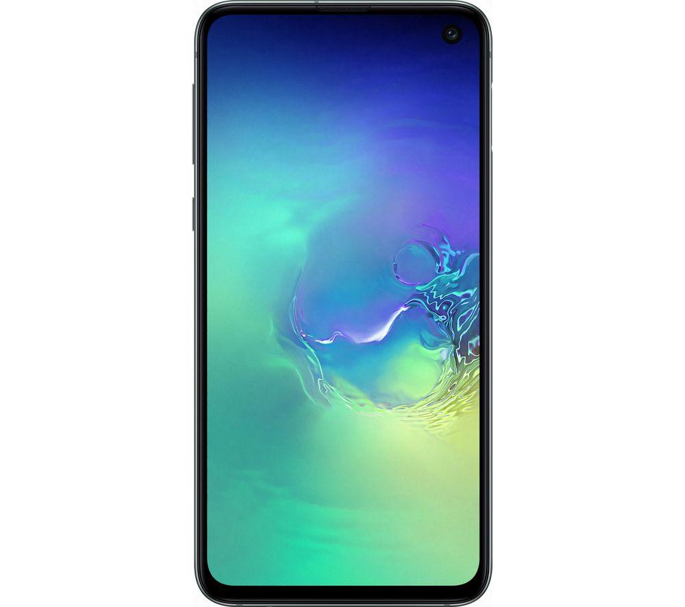 SAMSUNG Galaxy S10e - 128 GB, Prism Green