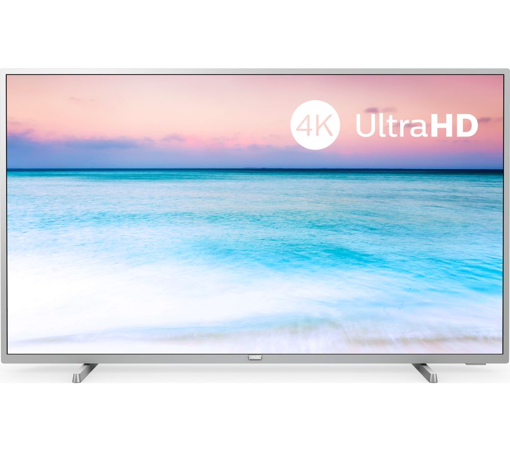 "Image of 50"" PHILIPS 50PUS6554/12 Smart 4K Ultra HD HDR LED TV"