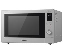 PANASONIC NN-CD87KSBPQ Compact Combination Microwave - Stainless Steel Best Price, Cheapest Prices