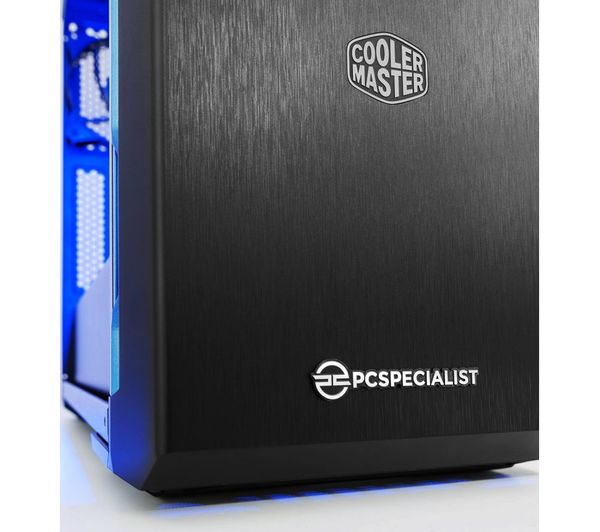 PC SPECIALIST Vortex GT Intel® Core™ i5 GTX 1660 Gaming PC - 2 TB HDD & 240  GB SSD