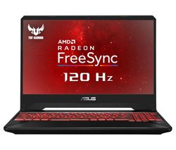 "ASUS FX505DY 15.6"" Gaming Laptop - AMD Ryzen 5, RX 560X, 256 GB SSD"
