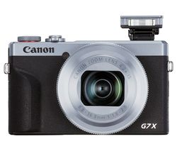 PowerShot G7 X Mark III High Performance Compact Camera - Silver
