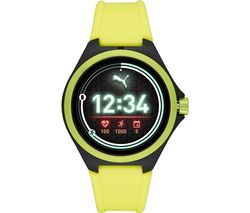 PT9101 Smartwatch - Yellow, Universal