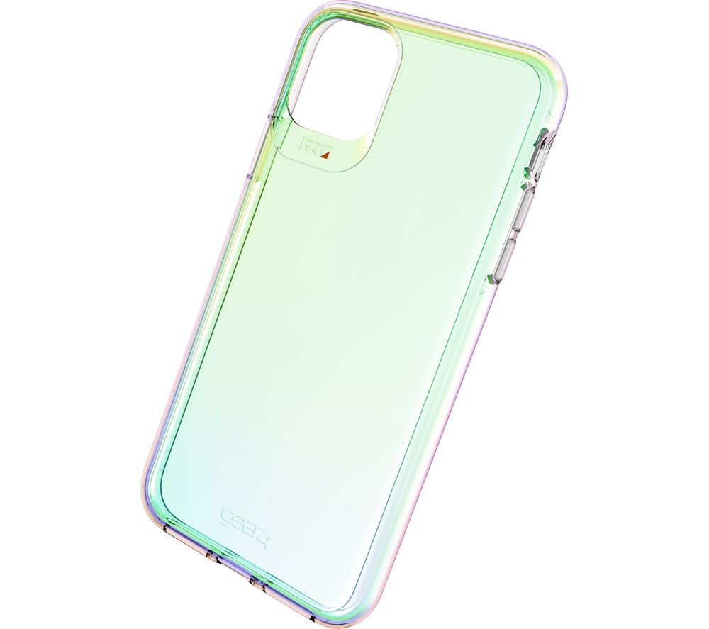 Image of Crystal Palace iPhone 11 Pro Max Clear View Case - Iridescent, Transparent