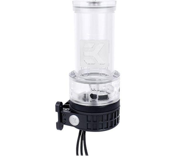 EK COOLING EK-XRES 140 Revo D5 PWM Pump and Reservoir - Plexi