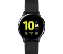 Galaxy Watch Active2 - Black Aluminium, 40 mm
