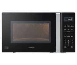 KENWOOD K20GS20 Microwave with Grill - Silver Best Price, Cheapest Prices