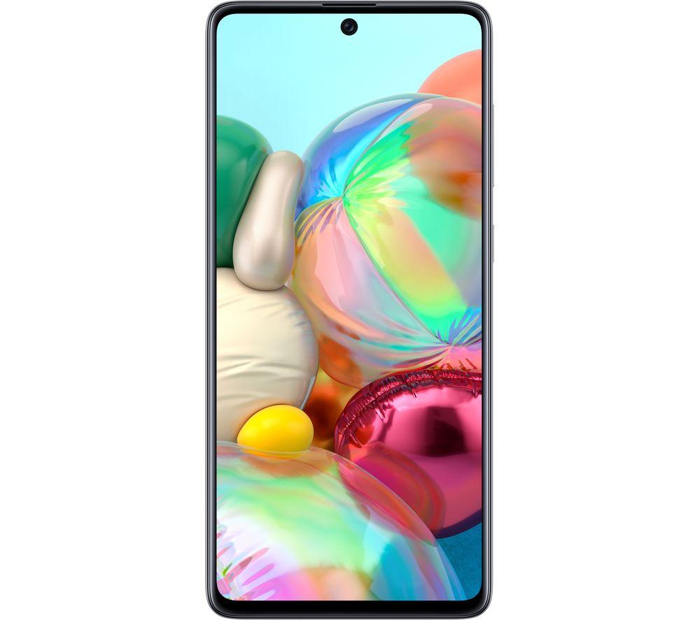 SAMSUNG Galaxy A71 - 128 GB, Silver