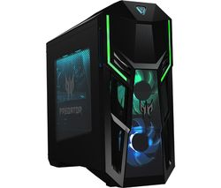 Predator PO5-600s Gaming PC - Intel® Core™ i7, RTX 2060 Super, 1 TB HDD & 512 GB SSD