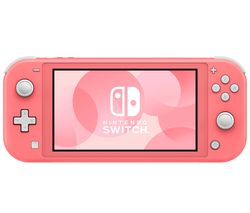 Switch Lite - Coral