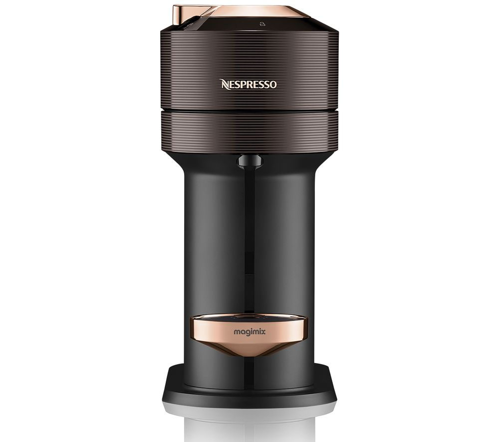 NESPRESSO by Magimix Vertuo Next Coffee Machine - Brown