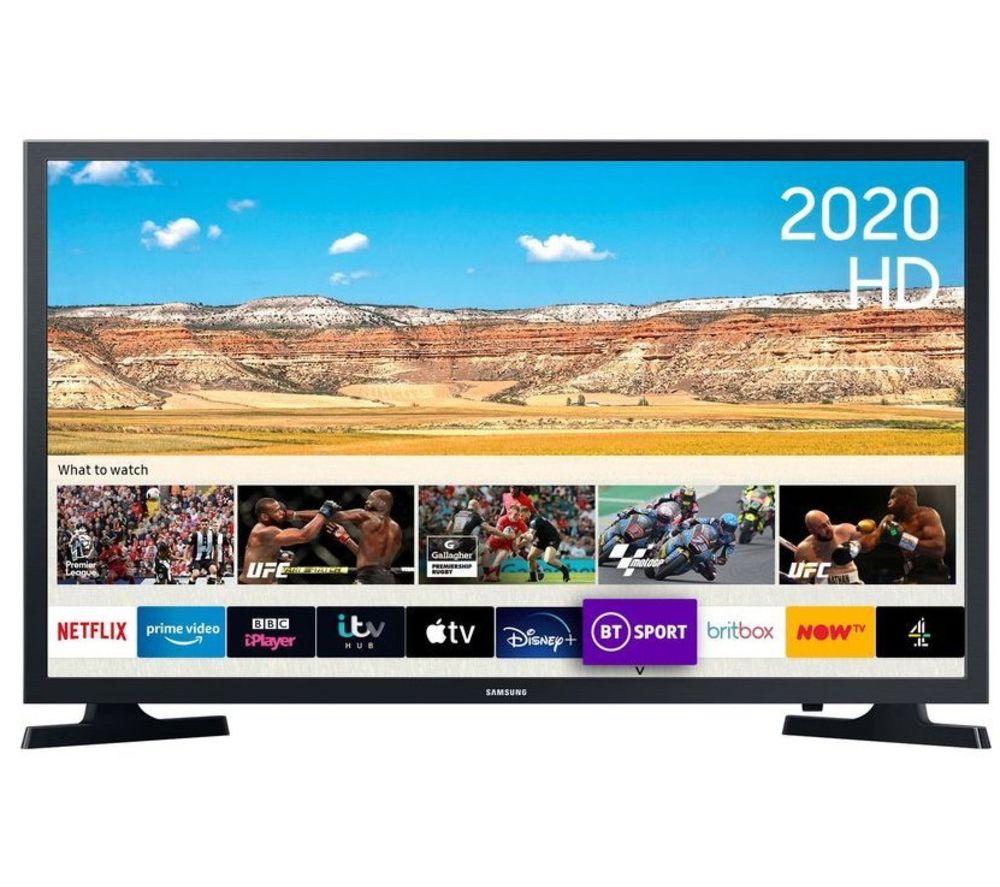 "Image of 32"" SAMSUNG UE32T4300AKXXU Smart HD Ready HDR LED TV"