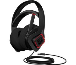 OMEN Mindframe Prime 7.1 Gaming Headset - Black