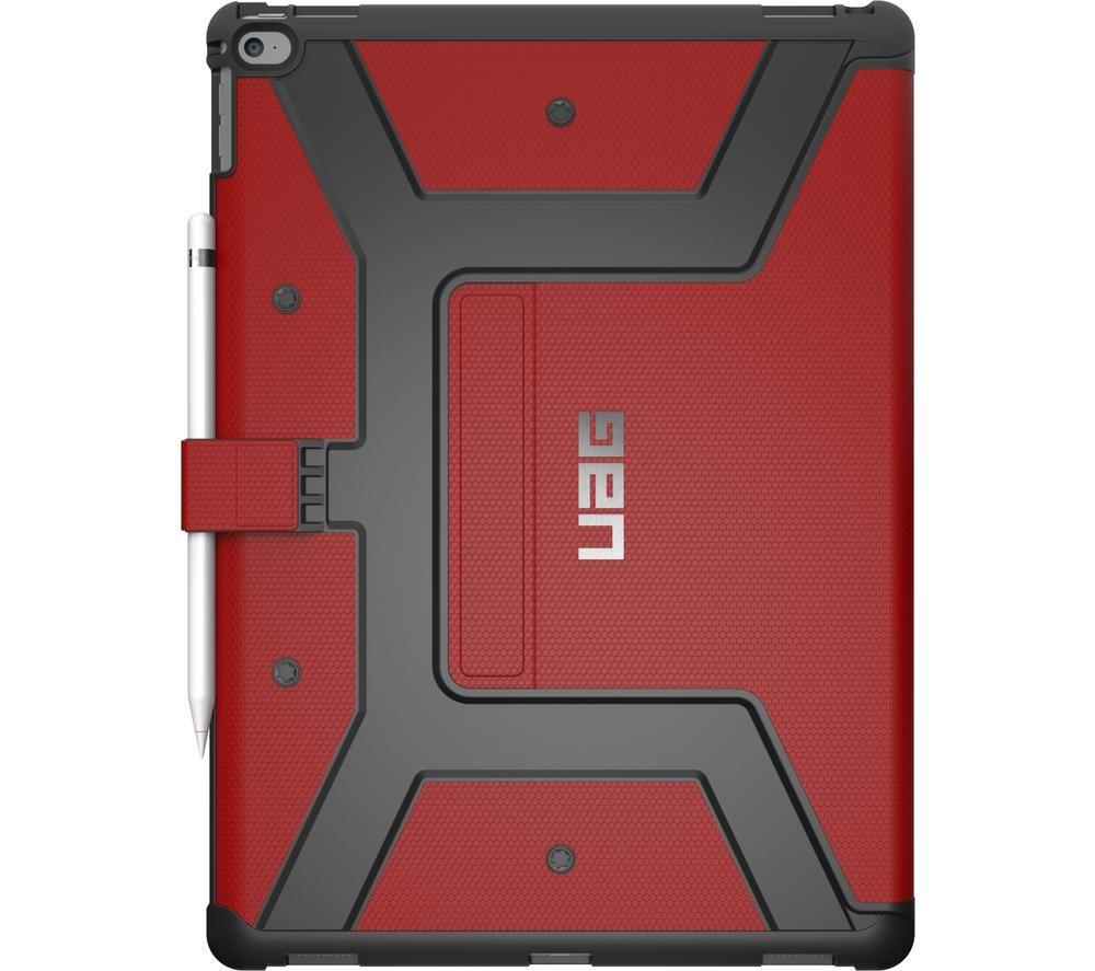 """UAG Metropolis 10.5"""" iPad Air / Pro Case - Magma"""