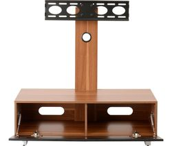 MUN1050WAL Stand with Bracket - Walnut