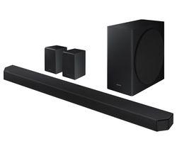 HW-Q950T/XU 9.1.4 Wireless Sound Bar with Dolby Atmos & Amazon Alexa