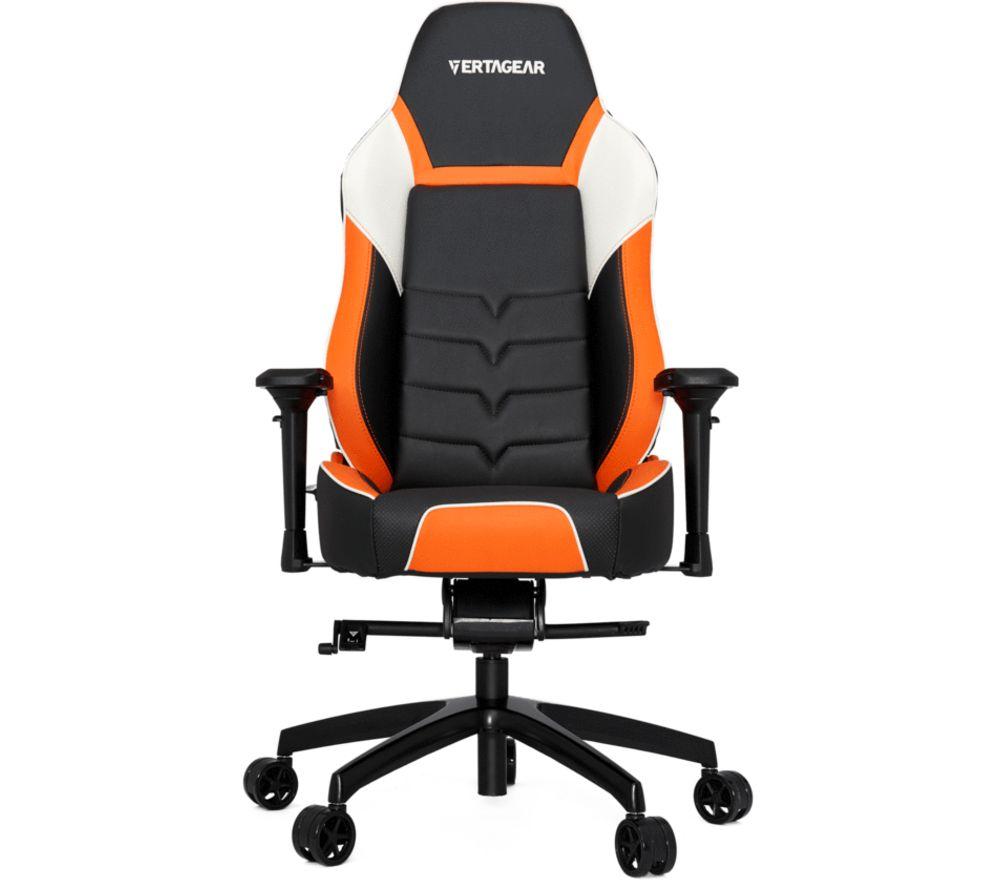 VERTAGEAR P-LINE PL6000 Gaming Chair - Black & Orange