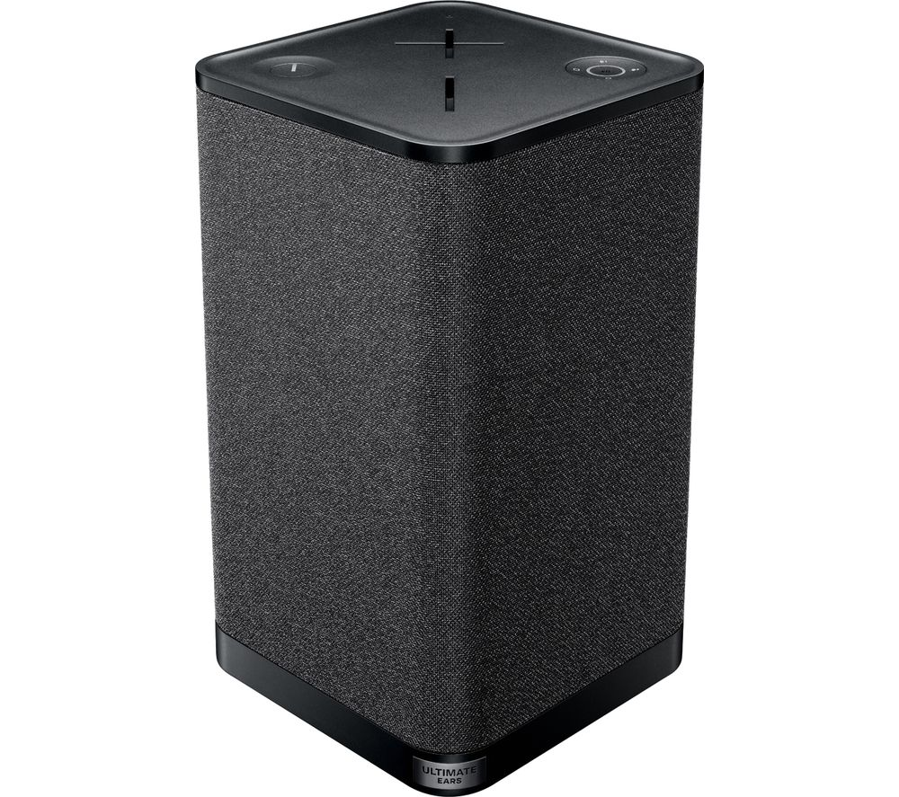 ULTIMATE EARS HYPERBOOM Bluetooth Portable Speaker - Black