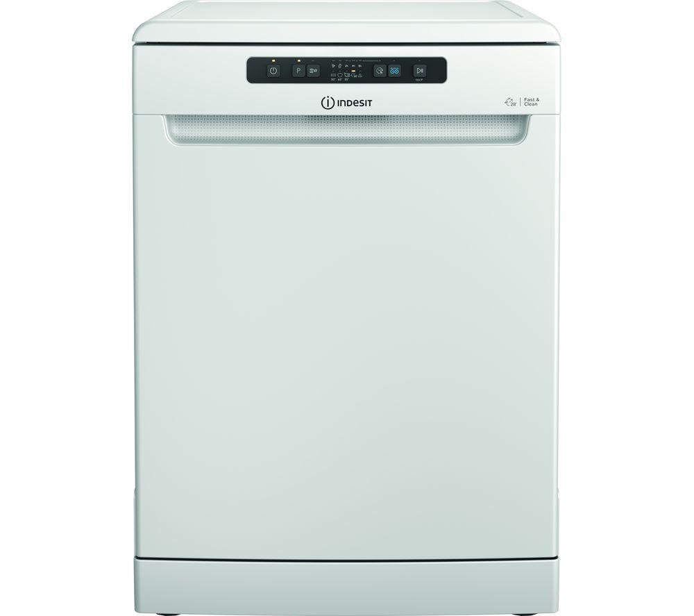 INDESIT DFC 2B+16 UK Full-size Dishwasher - White
