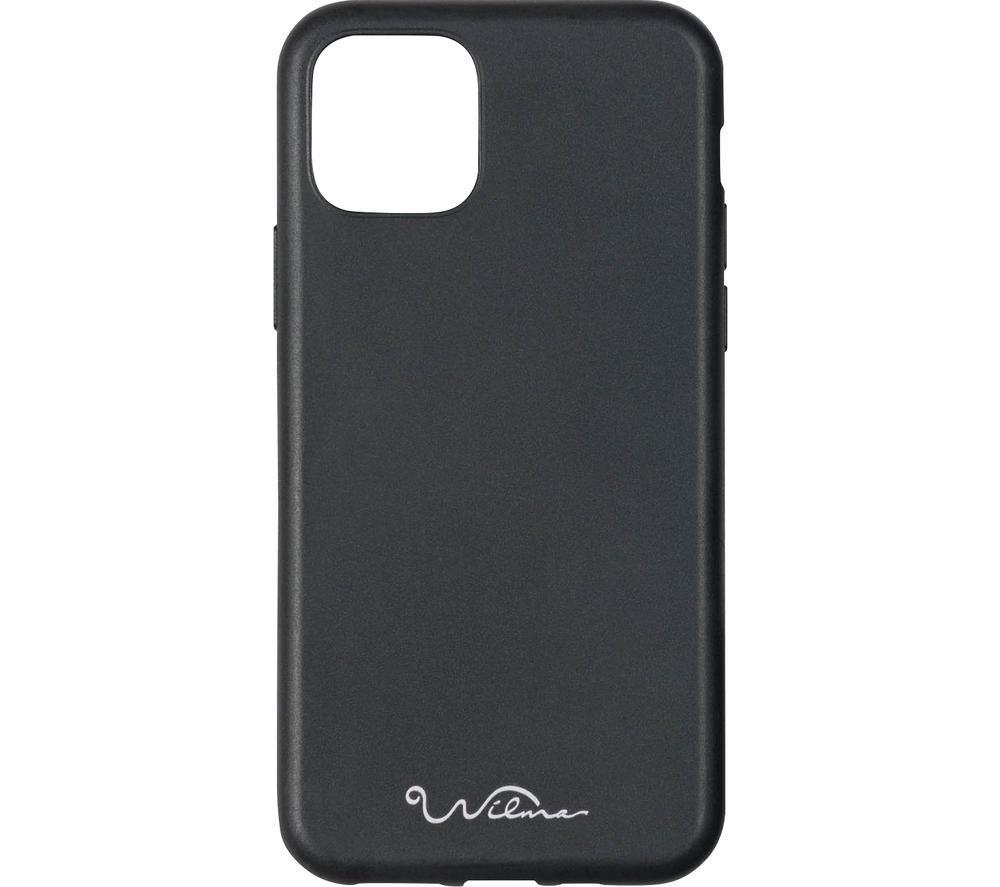 WILMA Essential Collection iPhone 11 Pro Case - Black, Black