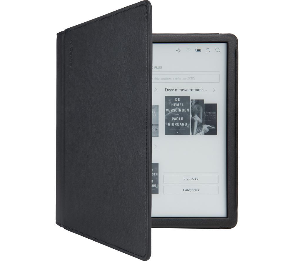 GECKO COVERS Deluxe V4T53C1 Kobo Forma Case - Black, Black