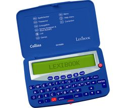 Collins Electronic Pocket Spellchecker