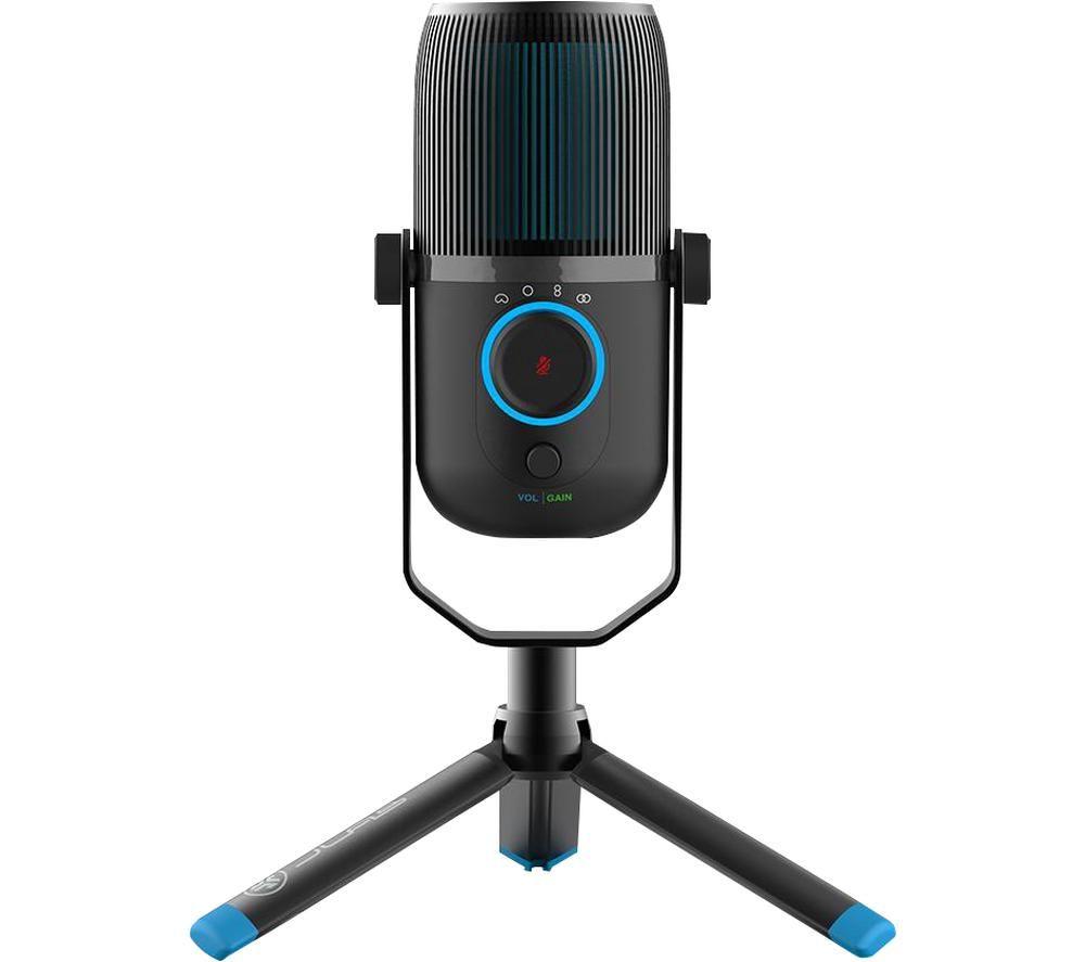 Image of JLAB AUDIO Talk USB Microphone - Black, Black