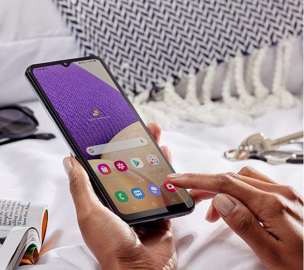 Samsung Galaxy A32 5G - 64 GB, Awesome Violet 5